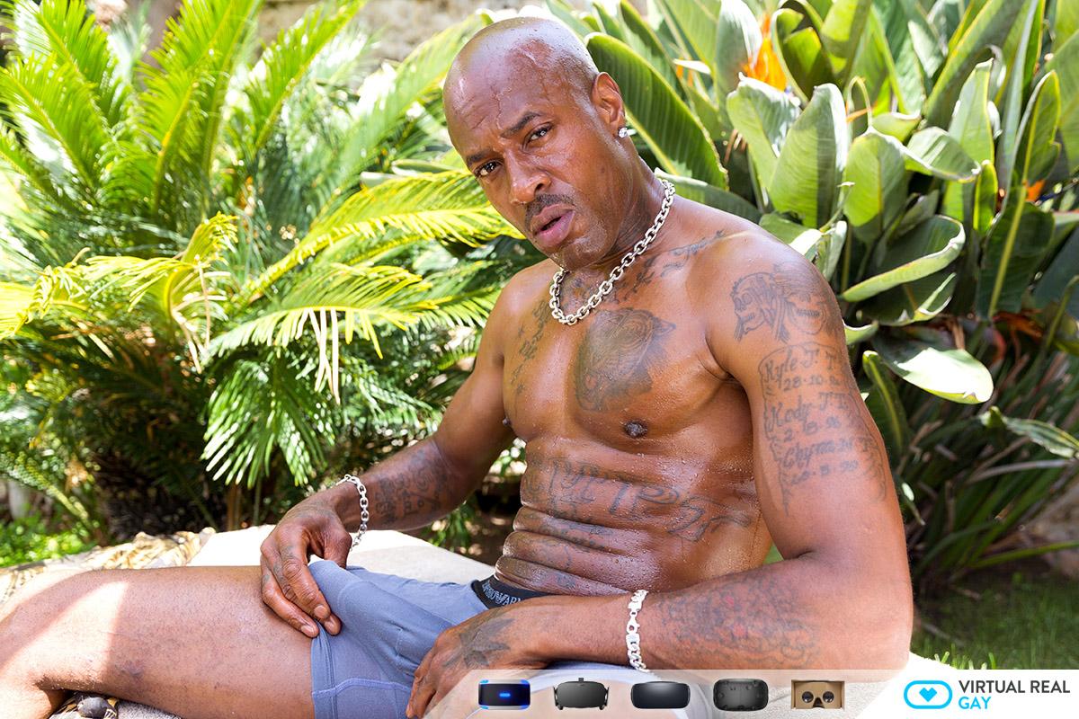 black gay porn in vr