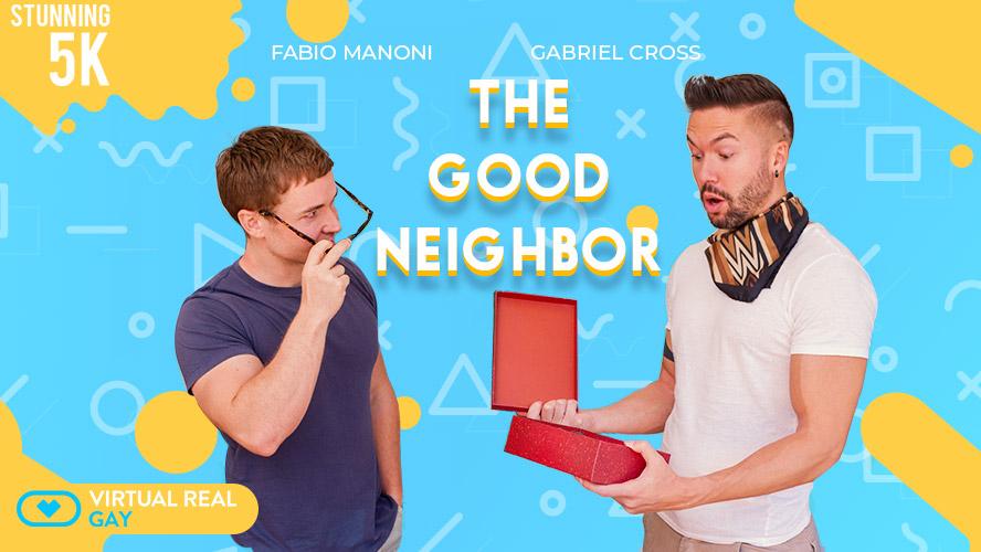 The Good Neighbour Fabio Manoni