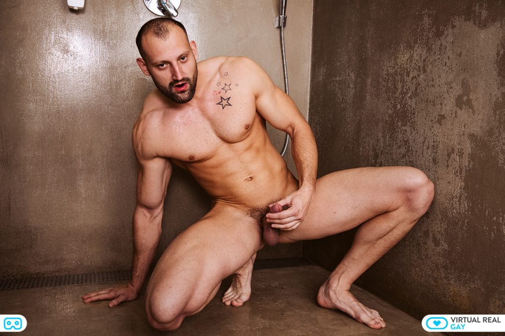 VirtualRealGay - Pavel Sora - Long Shower