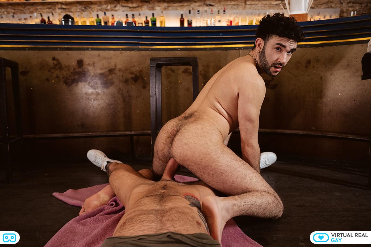 Billy Vega in Closing The Bar ft. image